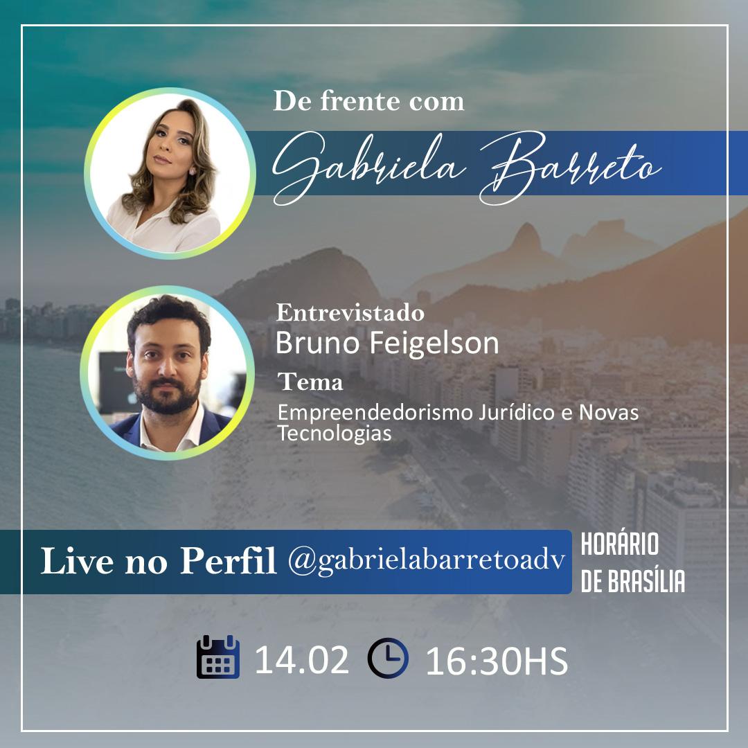 Empreendedorismo Jurídico e Novas Tecnologias com Bruno Feigelson