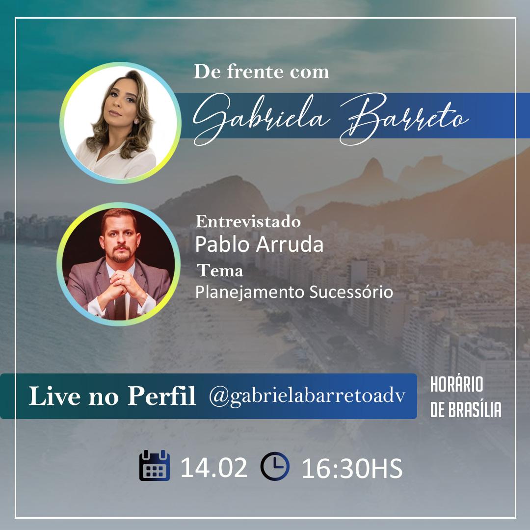 Planejamento Sucessório com Pablo Arruda