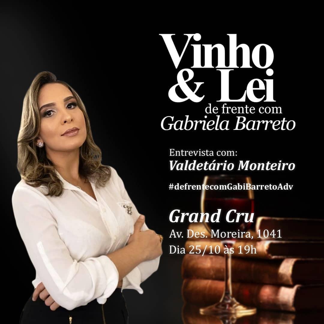 Vinho & Lei Ceará