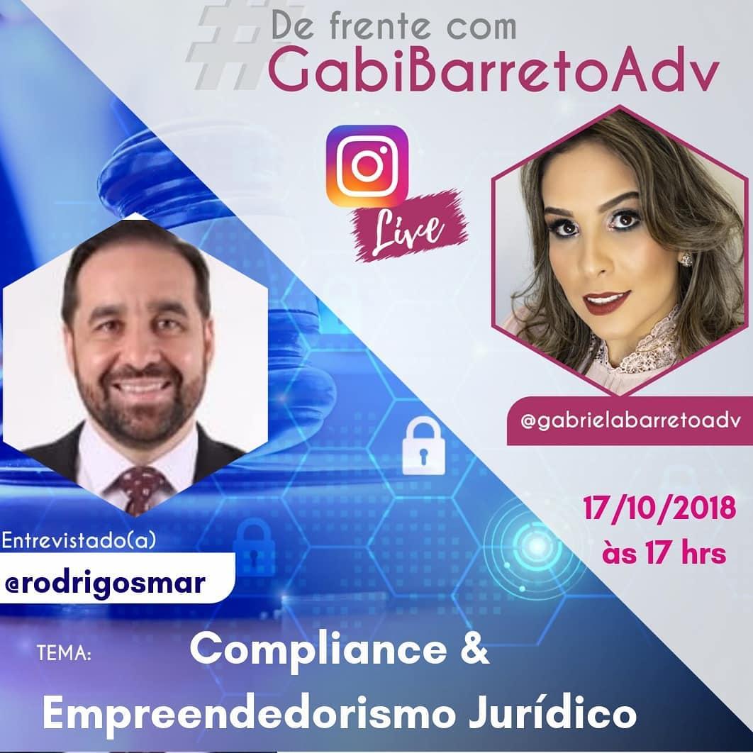 Compliance & Empreendedorismo Jurídico com Rodrigo Marinho