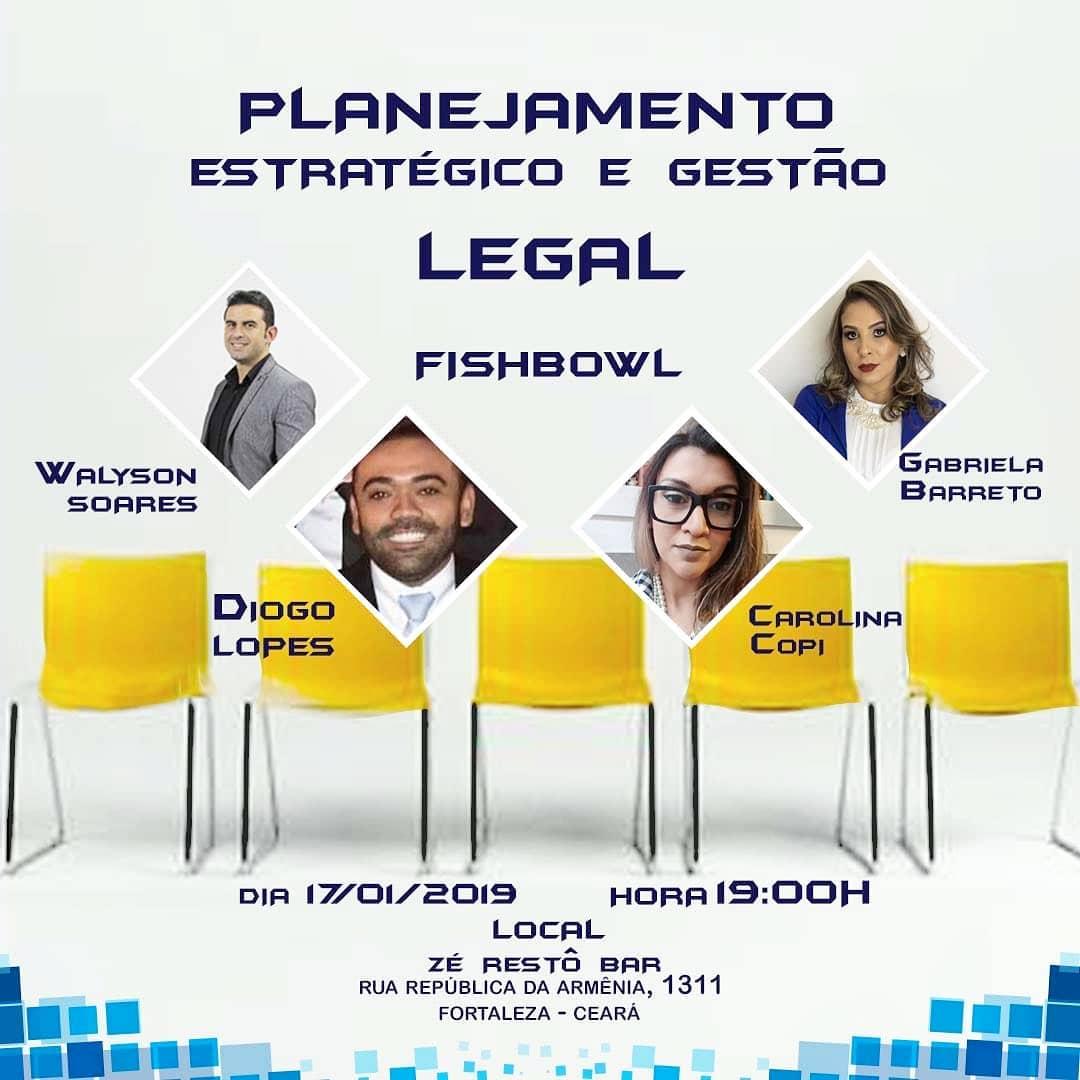 Planejamento Estratégico e Gestão Legal Ceará