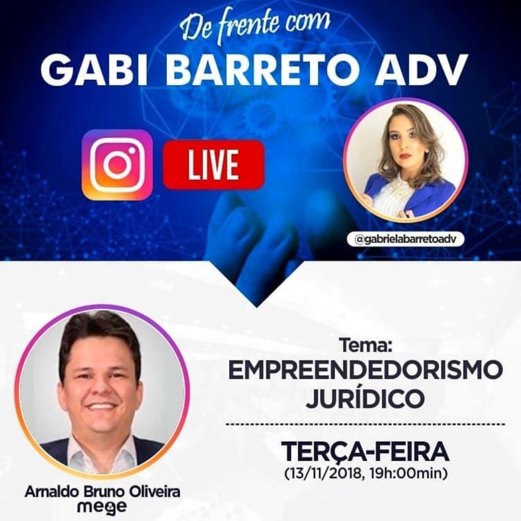 Empreendedorismo Jurídico com Arnaldo Bruno Oliveira Mege