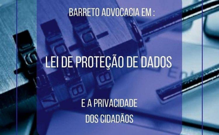 Lei Geral de Proteção de Dados (Lei 13.709)