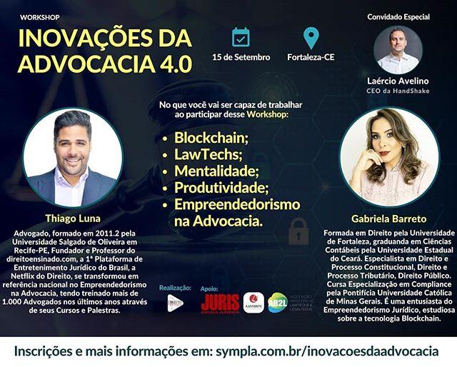 Inovações da Advocacia 4.0