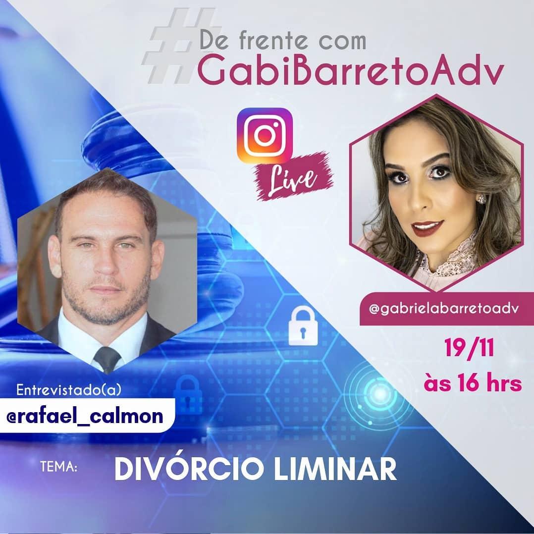 Divórcio Liminar com Rafael Calmon