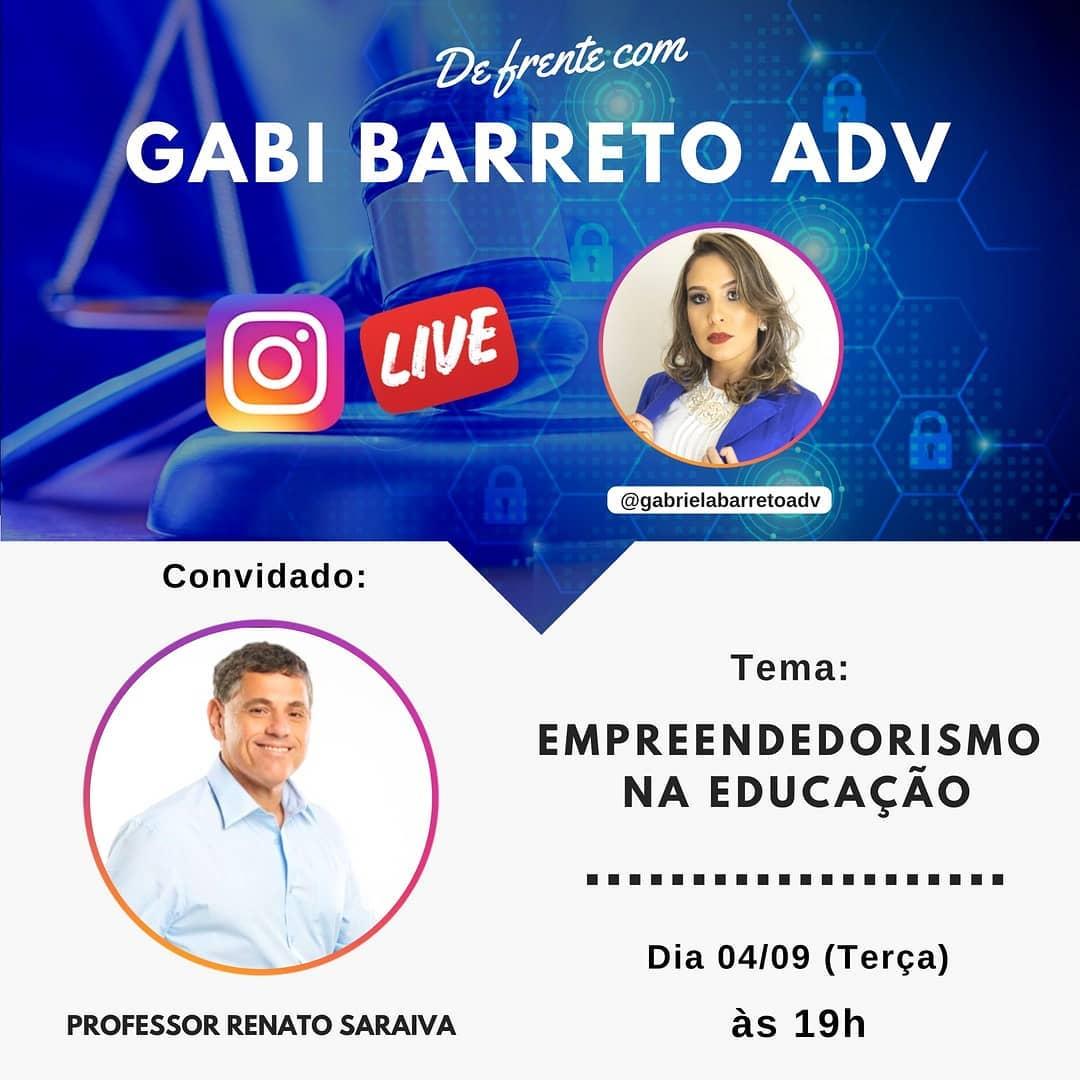 Empreendedorismo na Educação com Renato Saraiva