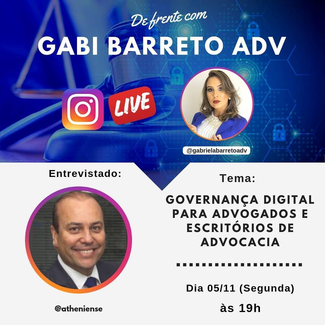 Governança Digital para Advogados e Escritórios de Advocacia