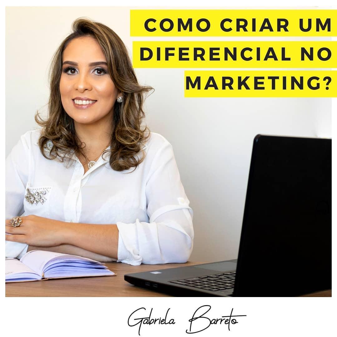 Como criar um diferencial de Marketing?