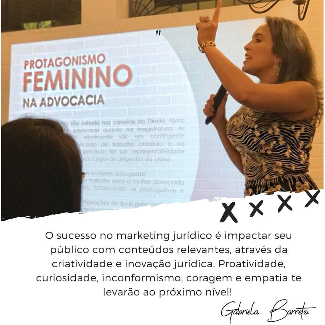 Protagonismo Feminino na Advocacia