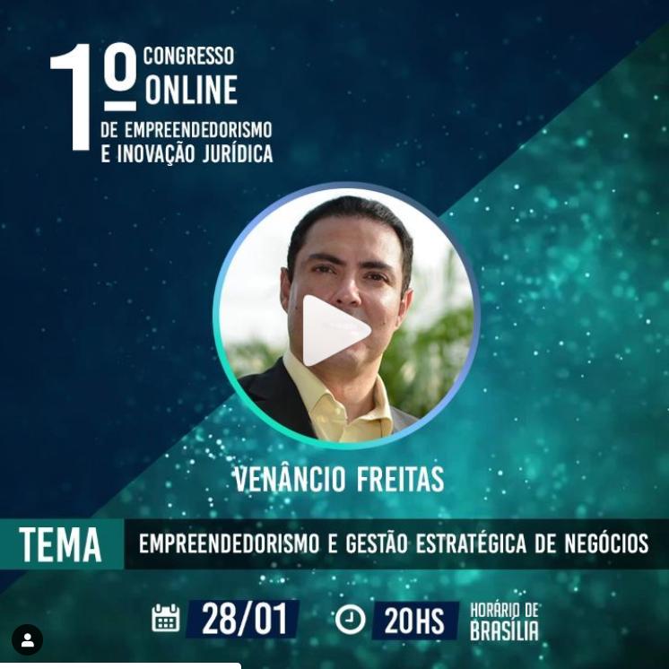 Venâncio Freitas: Empreendedorismo e Gestão Estratégica de Negócios