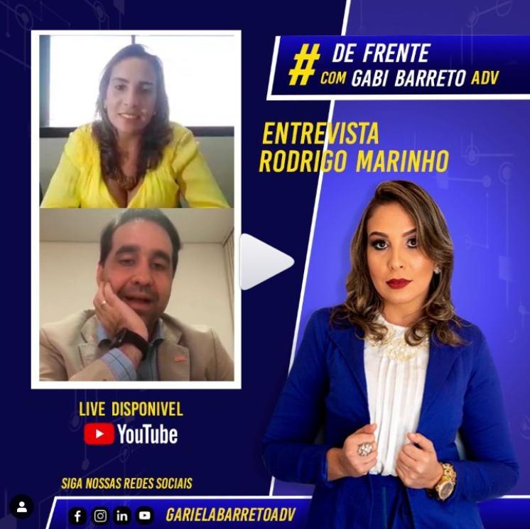 Entrevista com Rodrigo Marinho
