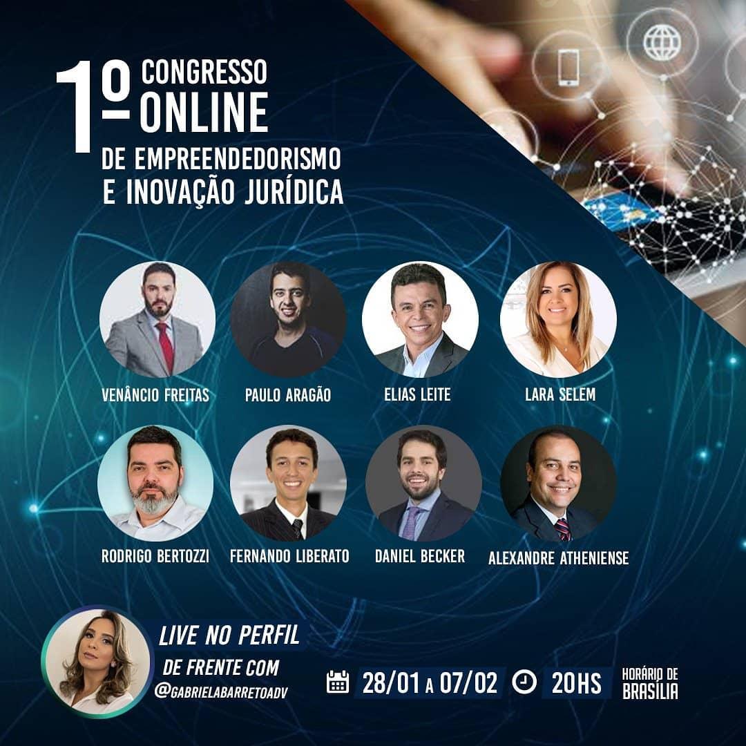 I Congresso Online de Empreendedorismo e Inovação Jurídica