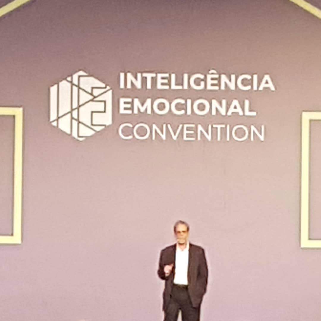 Convenção Inteligência Emocional com Daniel Goleman e Marshall Goldsmith