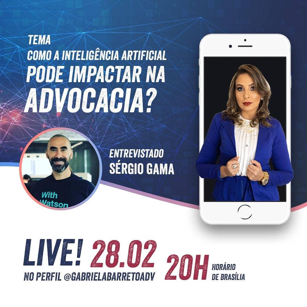 Entrevista com Sérgio Gama