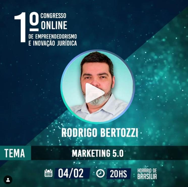 Rodrigo Bertozzi: Marketing 5.0