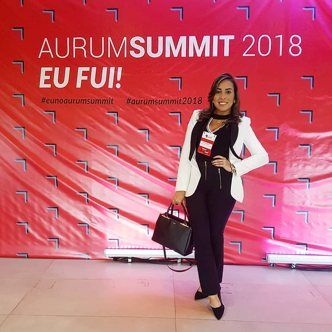 Evento Aurum Summit 2018
