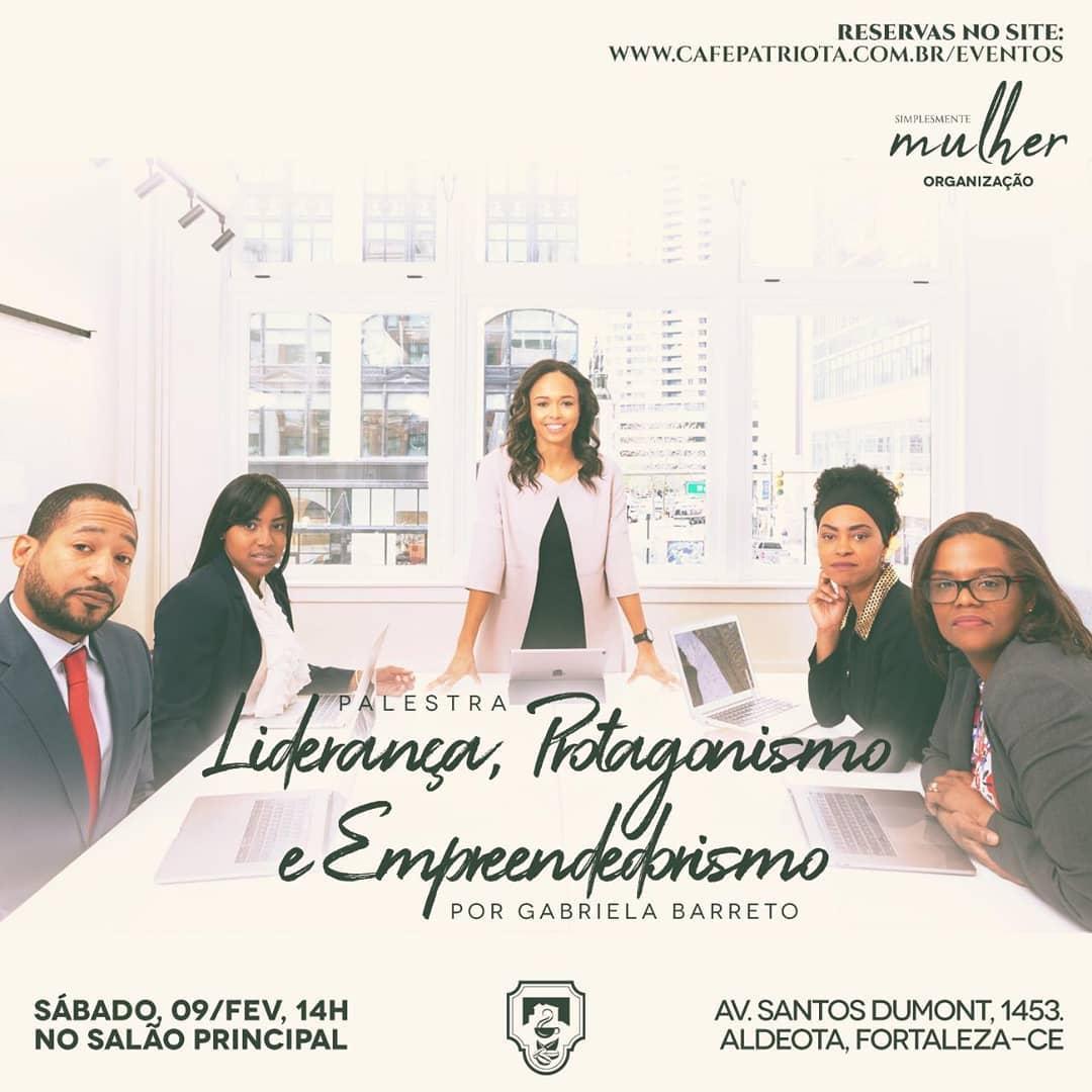 Grupo Mulheres do Brasil: Liderança, Protagonismo e Empreendedorismo Feminino
