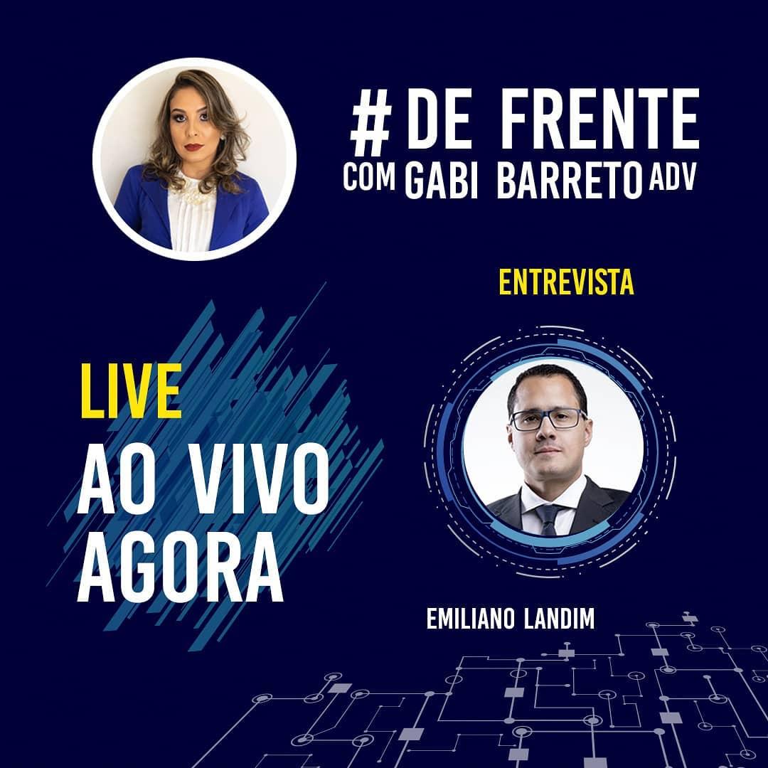 Entrevista com Emiliano Landim