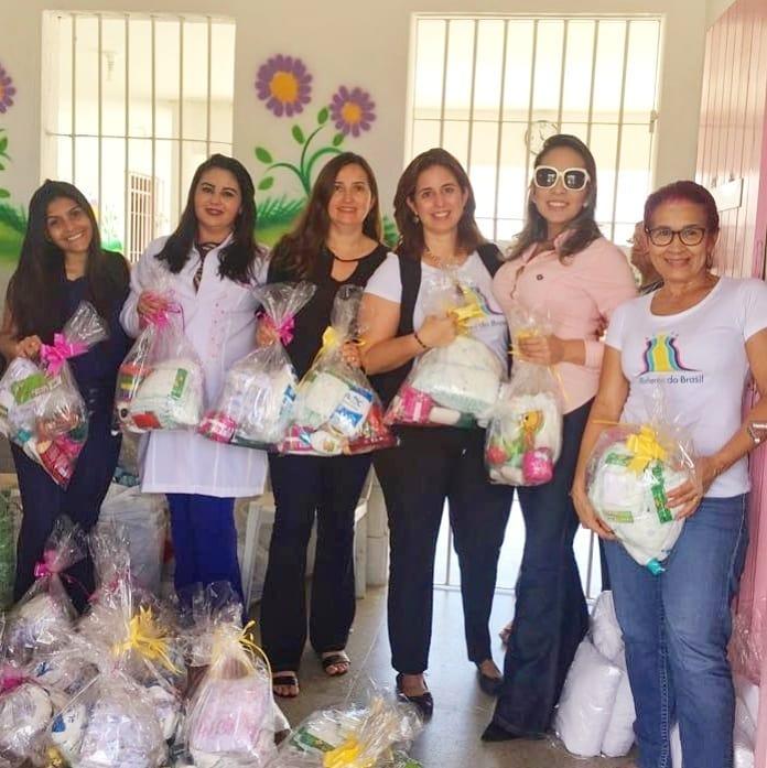 Ação Social do GT Cultura de Paz – Mulheres do Brasil
